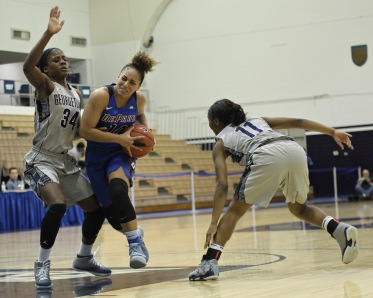 Georgetown vs DePaul Women's Basketball