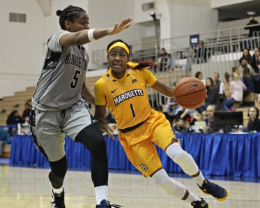 Georgetown vs Marquette Women's Basketball