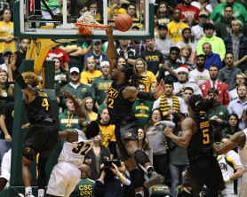 George Mason vs VCU Men's Basketball