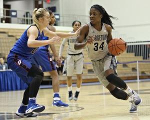 Georgetown vs DePaul Women's Basketball