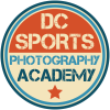 DC Sports Photography Academy logo