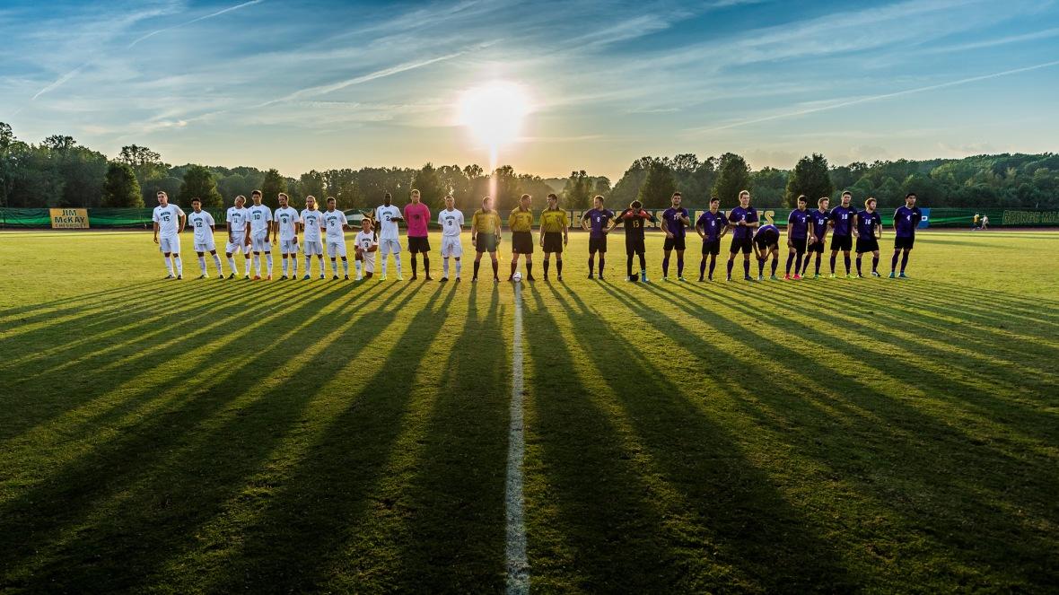 George Mason vs Albany Men's Soccer