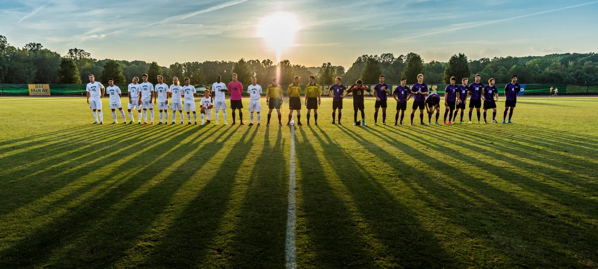 George Mason vs Albany Men's Soccer