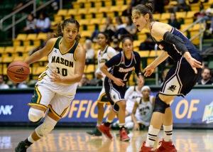 George Mason vs Duquesne Women's Basketball