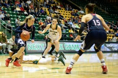 George Mason vs Duquesne Women's Basketball