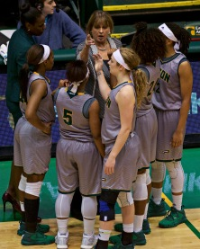 George Mason vs George Washington Women's Basketball