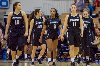 Georgetown vs Providence Women's Basketball